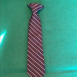 Boys Clip on Tie